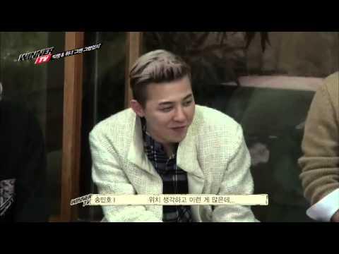 [ENG SUB] BIGBANG advice to WINNER