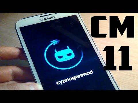ROM Samsung Galaxy Note 2 GT-N7100 : CyanogenMod 11 CM11 – Como instalar CM 11 en Note 2