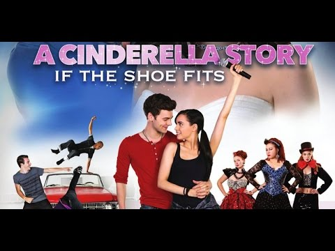 A Cinderella Story If the Shoe Fits 2016