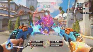 If you like watching these type of overwatch games/videos, it was streamed here: http://www.twitch.tv/stimp Follow! I do not claim to ...