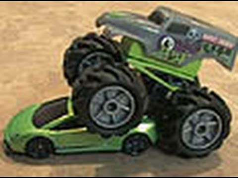 Monster Trucks DS Nintendo DS