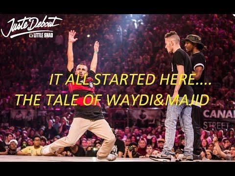The Tale of Waydi & Majid - The Amazing Dance Duo