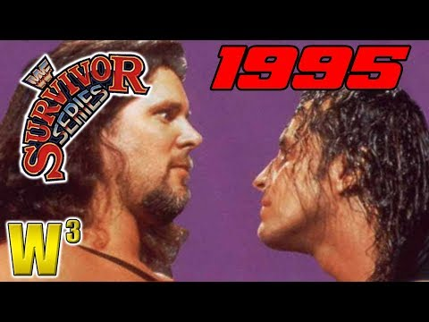 WWF Survivor Series 1995 Review | Wrestling With Wregret