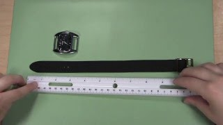 How to Change a Nylon Watch Band