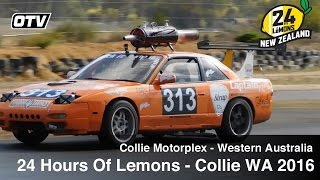 Collie Australia  city pictures gallery : 24 Hours Of Lemons - Collie Motorplex, Western Australia Highlights 2016