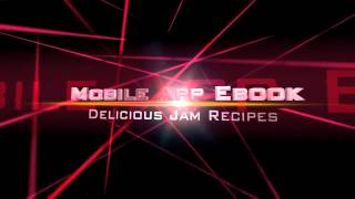 Jam Recipes YouTube video