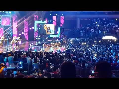 2baba - HOLY HOLY and GAGA SHUFFLE (Soundcity MVP Awards Festival Performance)