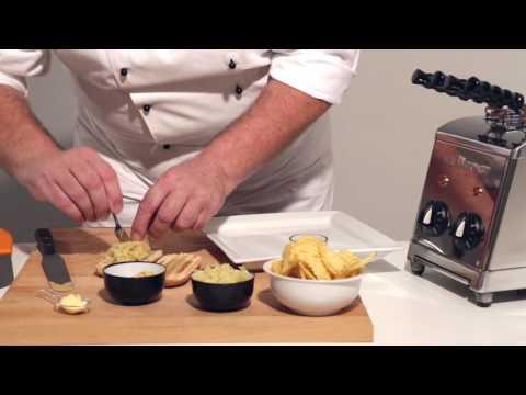 Tostapane classico inox - Modello a 2 pinze - Milantoast
