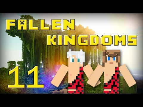 Minecraft - Un Fallen Kingdoms sur Minecraft en compagnie d' Ectalite, Siphano , Xef, Zelvac et Lozangdar, le tout sur une magnifique le tropicale ! Pour connatre les...