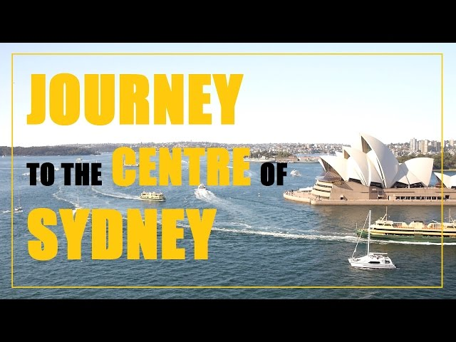 Vois Does: Journey to the Centre of Sydney Part 1