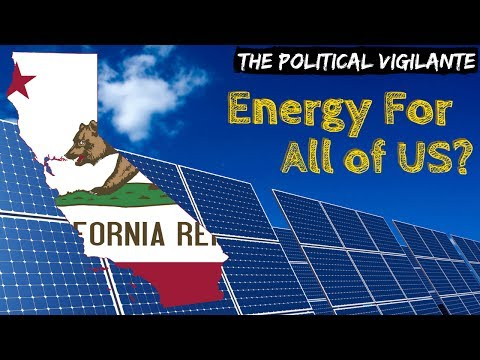 50% Of California Energy Needs Met W/ Solar — The Political Vigilante