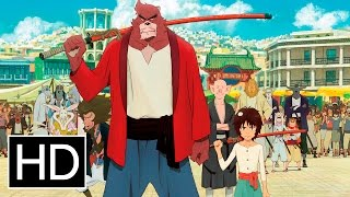 Nonton The Boy and the Beast - Official English Language Theatrical Trailer Film Subtitle Indonesia Streaming Movie Download