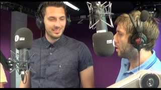 The cast of The Inbetweeners join Grimmy for 'Lads Line'