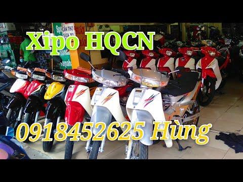 Tiệm xe xipo 2 Sport Hùng Gò Vấp - xipo 120- xipo 110- 'HQCN' Phần1  Ngố Nguyễn - Thời lượng: 11 phút.