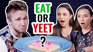 Eat It Or Yeet It #5 w/ The Merrell Twins!