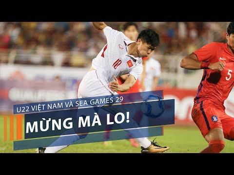 U22 Việt Nam và SEA Games 29: Mừng mà lo! | VTC1 - Thời lượng: 4 phút, 3 giây.