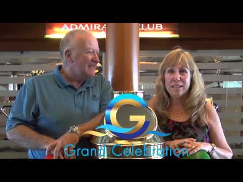 Joe and Diane Grand Celebration Cruise Testimonial