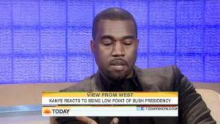 Kanye West's Today Show Interview W/ Matt Lauer (full Version) :: SoulSummer.com