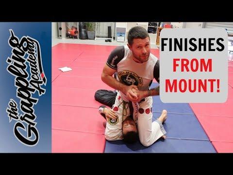 Mounted Triangle - The Easy Way! (видео)