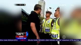 Video Video Viral Polisi Disemprot Pengendara Saat Bertugas - NET12 MP3, 3GP, MP4, WEBM, AVI, FLV Februari 2019