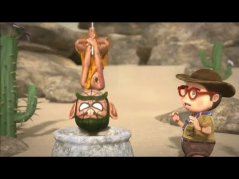 Oko Lele - Episode 7 + Bombastic Soup - animated s