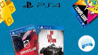 PS4 Upcoming Games October 2014
