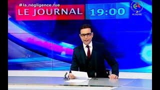 Journal d'Information 19H : 20-03-2020 Canal Algérie