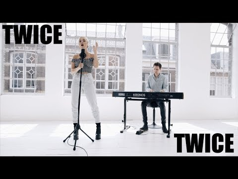 Twice - Christina Aguilera (Kimberly Fransens Cover)