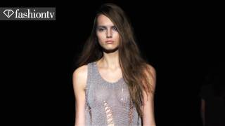 A Degree Fahrenheit Spring 2012 At Mercedes-Benz Tokyo Fashion Week | FashionTV - FTV