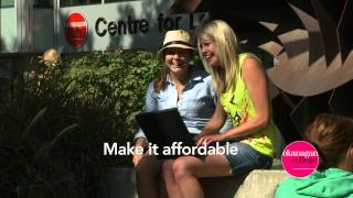 Okanagan College YouTube video