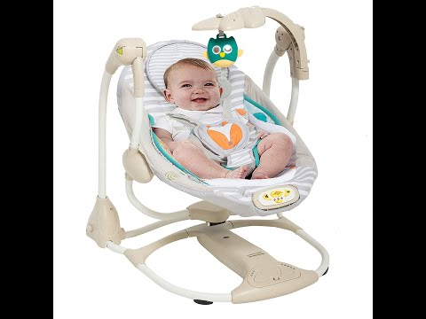 Baybee Automatic Baby Swing Chair/Seat for Infants,Babies - Baby Feeding Chair