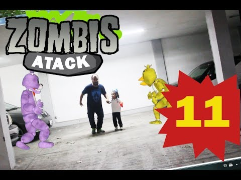 #PlantsVsZombies #T1 #C11 Plants Vs Zombies Atack
