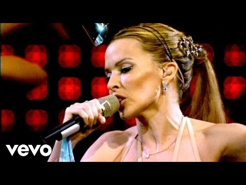 "Kylie Minogue - ""Can't Get You Out Of My Head"""