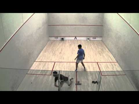 Men's College Squash Individual Championships: 2012 Potter Trophy Finals – Part 2