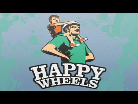 ®THAT ONE FUNNY GUY - OFFICIAL l GAMING COMEDIAN l Happy Wheels: Killing People!