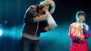 Terje Isungset Arctic Icemusic - Førdefestivalen 2016. Norway