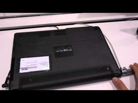 ASUS X450CC notebook bemutató videó @ Computex 2013 | Tech2.hu