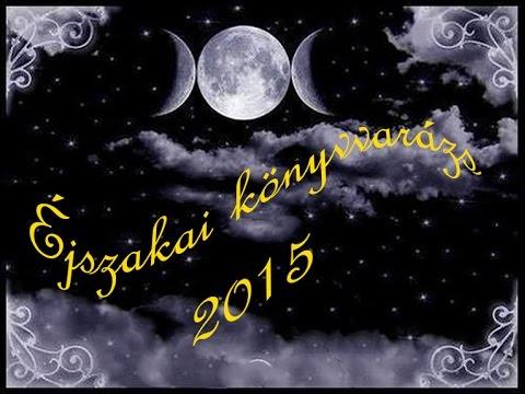 Éjszakai könyvvarázs 2015 - Kerepes
