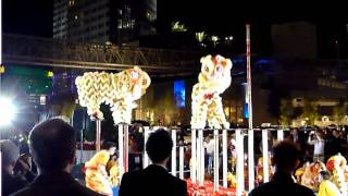 YKM Lion&Dragon Dance CNY 2011: Las Vegas Casino Hotels (Part 2)