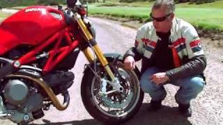 2. Ducati Monster 1100S