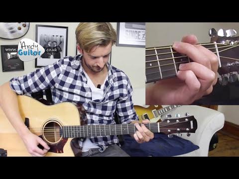 G Chord on Guitar Tutorial – G major – Beginner Guitar Course (Level 3 Lesson 01)