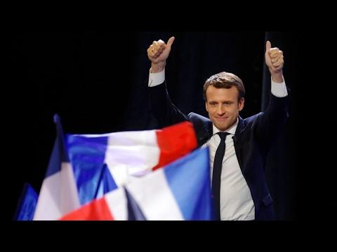 France's New President Macron unveils cabinet, half of them women