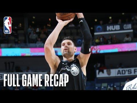 Video: MAGIC vs PELICANS | Vucevic Puts Up 25 & 17 | February 12, 2019