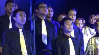TULUS - Pamit (Cover Paduan Suara Mahasiswa)