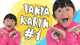 Download Video Tanya Karyn #1 - Berapa tinggi Bang Radit? MP3 3GP MP4