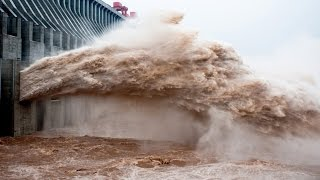 Video Emergency water discharges ¦¦ Dam water release ¦¦ Pressure ¦¦ Dam waterfall ¦¦ Crash Fails. MP3, 3GP, MP4, WEBM, AVI, FLV Agustus 2018