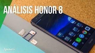 Honor 8, análisis