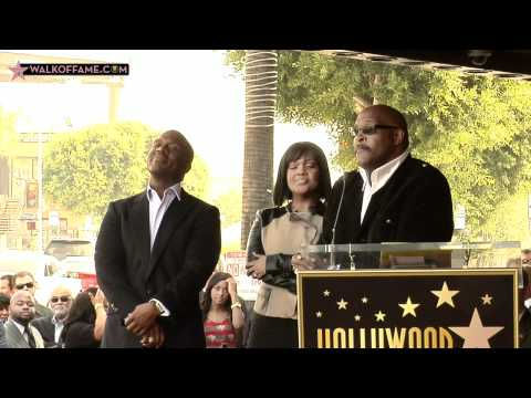 Bebe & Cece Winans Walk of Fame Ceremony