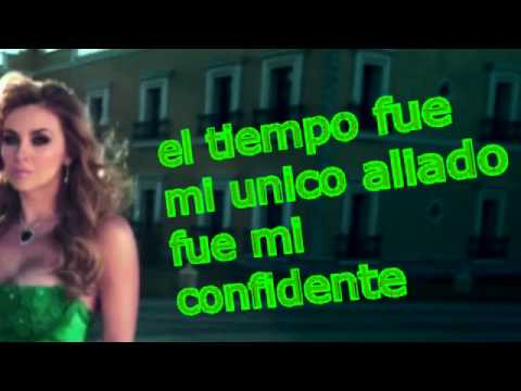 LA PATRONA SOY YO (Aracely Arambula)LA PATRONA CANCION.