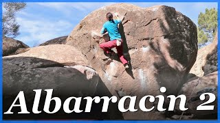 Albarracin Bouldering 2 - Nomads on the road episode 3 by The Climbing Nomads